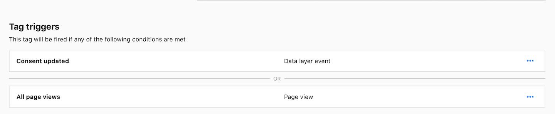 Google consent mode integration in Piwik PRO